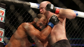 Tim Boetsch vs Johny Hendricks | UFC FIGHT NIGHT HIGHLIGHTS