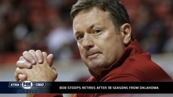 What's more surprising at OU: The retirement or the hire?