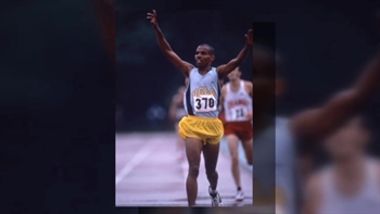How one of the world's best long distance runners ended up in San Diego