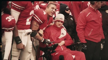 Former Buckeye teammates remain incredibly close after injury leaves one of them paralyzed