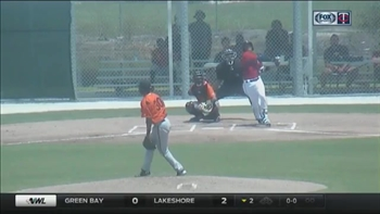 WATCH: No. 1 pick Royce Lewis homers in first pro at bat