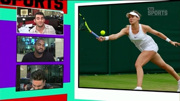 Taylor Swift gets harsh reaction from this tennis star - 'TMZ Sports'